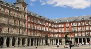plaza mayor madrid